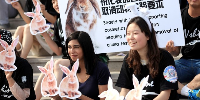 Be Cruelty-Free China Event