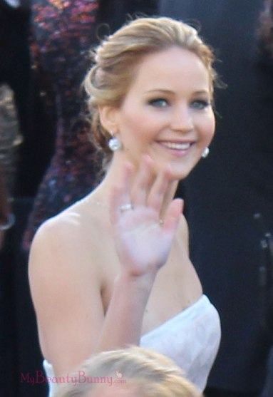 Jennifer Lawrence - Winner Best Actress
