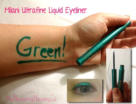Milani Ultrafine Eyeliner