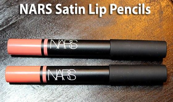 NARS Final Cut Lip Pencils