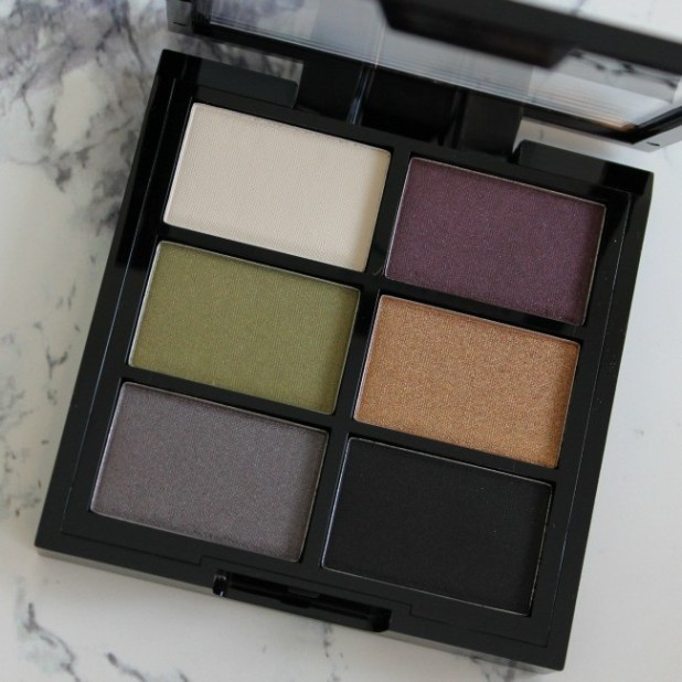 NYX Unraveled Eyeshadow Palette