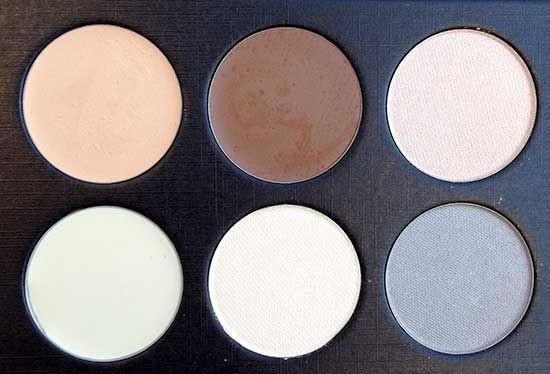 Nouveau Organica shades