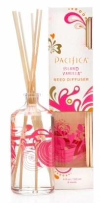 Pacifica Island Vanilla Reed Diffuser