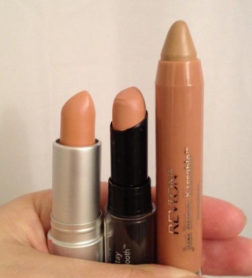Revlon nude lipstick