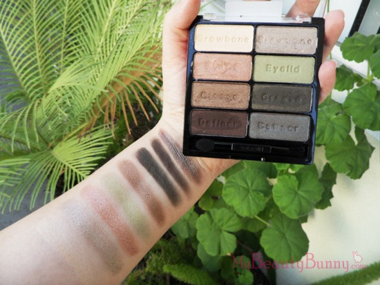 Wet n Wild eyeshadow palette