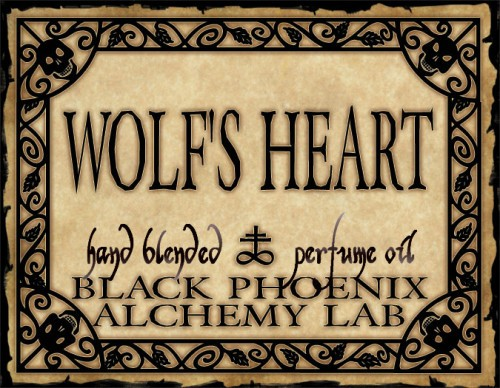 BPAL Wolf's Heart Perfume
