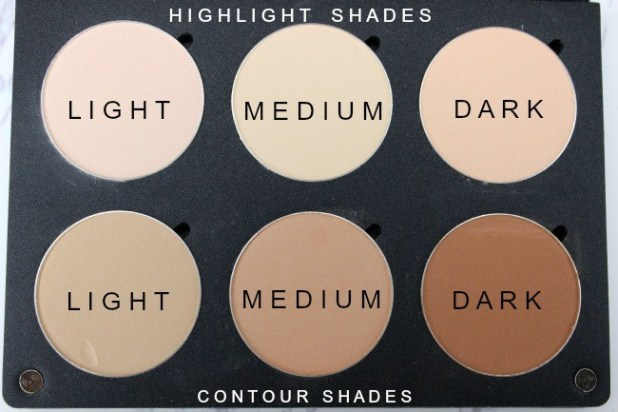 Youngblood contour palette close up