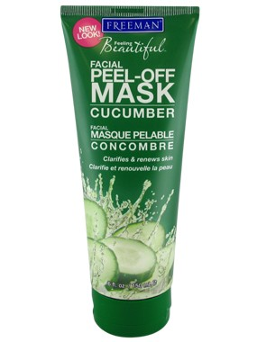 Freeman Beauty cucumber peel off mask