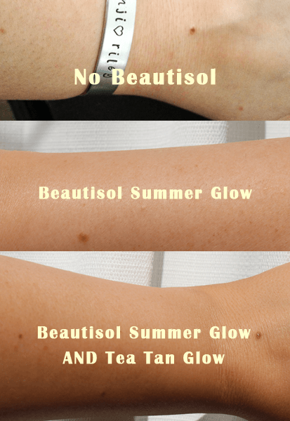 Beautisol Tea Tan Glow Giveaway