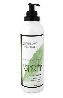 Morning Mint body lotion
