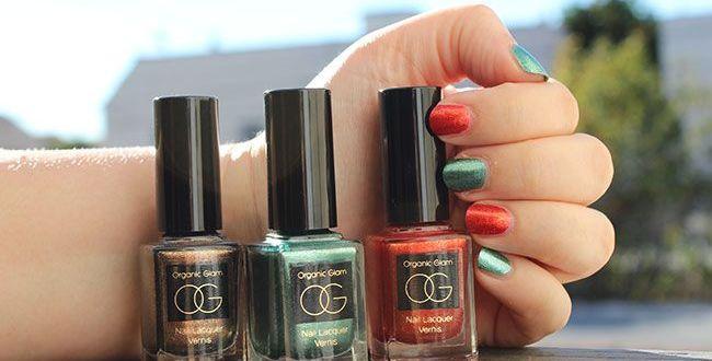 organic pharmacy nail polish review