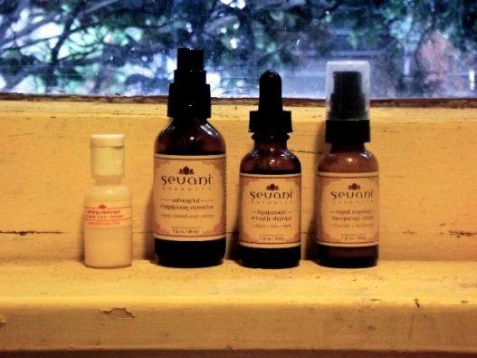Sevani Botanicals product