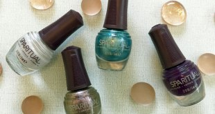 SpaRitual Nail Lacquer Awakening Collection review by my beauty bunny
