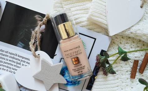 MAX FACTOR: FACE FINITY All Day Flawless 3 IN 1 FOUNDATION