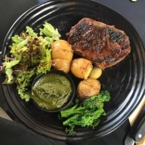 Drunch Sirloin Steak