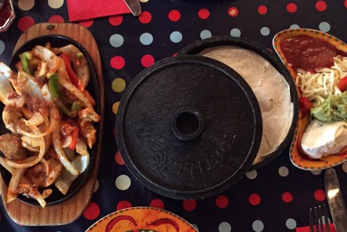 Loco Mexicano Halal Fajitas