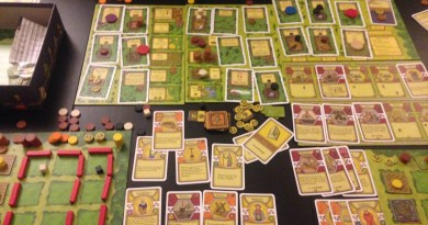 Agricola Boards