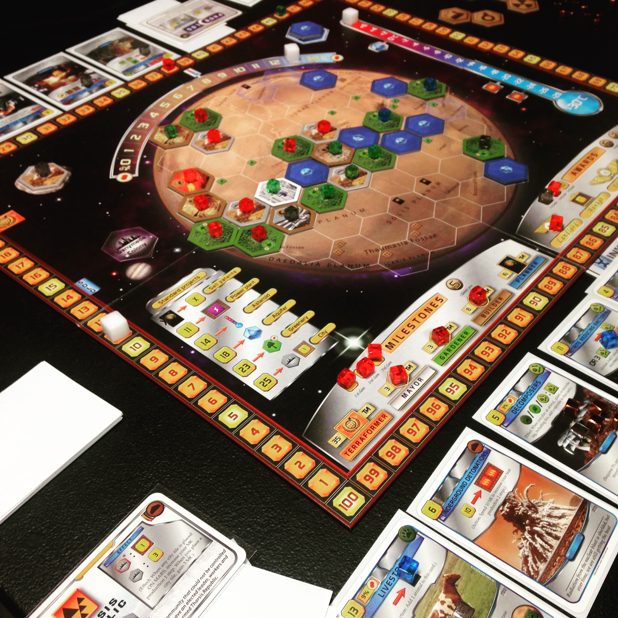 July retrospective 5 games that are new to me my board game guides no game has gotten more plays as of late than terraforming mars it feels like every time i go to the meetup its appearance on the table at some point solutioingenieria Images