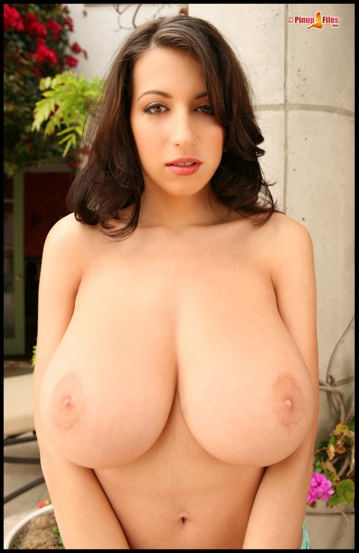 leanne crow breasts