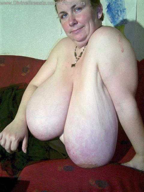 longest tits ever