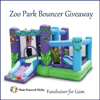 Zoo Park Bouncer
