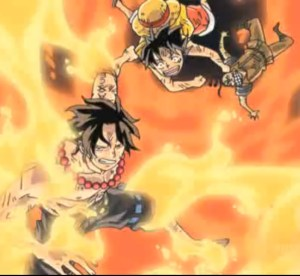 LUFFY Successfully Saved Ace from Execution!