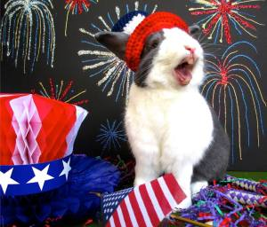 Doc Holliday says Happy Fourth of July!