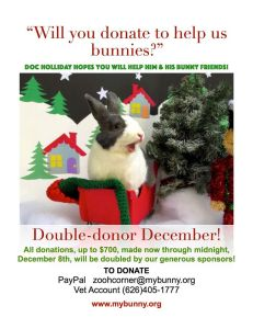 double donor december