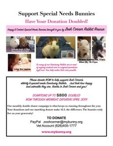 2016-04 - May Double Donor