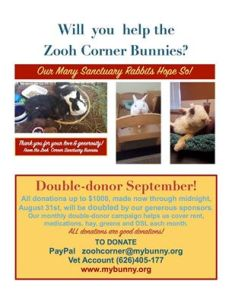 Double Donor September 2016