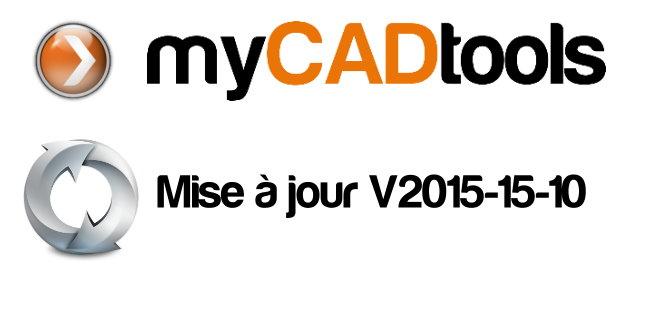 Setup MyCADtools 2015-15-10