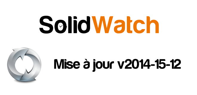 Setup SolidWatch v2014-15-12
