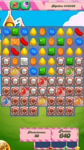Candy Crush Saga - niveau 290