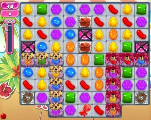 Candy Crush niveau 898