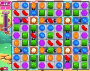 Candy Crush niveau 906