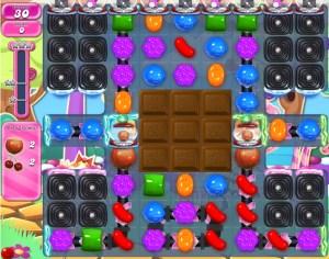 Candy Crush niveau 910