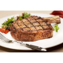 Small Crop Of Prime Rib Steak