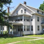 "The Wolf Avenue ""Lewis House"" Exploratory Committee has recommended the demolition of the house and the formation of a new building committee."