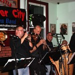 The Rubber City Blues Band plays shows all over Connecticut. - photo SUBMITTED