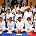 From left, first row, Pam Lyle, Daisy Pacheco, David Pacheco, Sarah Steinberg, Eli Guerra. Second row, Michelle Guerra, CJ Puzzo, Kristine Sherman, Matt Williams and Jay Candee. Standing, Mike Gizzi, Misty Sherman, Mike Jakob, Yesenia Karas, Grand Master Cheezic, Adrianna Jakob, Neil Mascola, Jessica Gallagher, Pete Meleschnig, Anthony Oliver, Dennis Buckley and Liz Reece. CONTRIBUTED