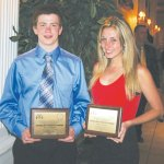 Kevin McMullen and Melissa Labonte. CONTRIBUTED