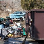 The Waterbury Superior Court ruled that the town of Prospect can remove junk from this property if it isn't cleaned up by March 1.