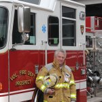 Mayor Robert Chatfield will be inducted into the Connecticut State Firefighters Hall of Fame on April 11. Chatfield has worked with the Prospect Volunteer Fire Department for 47 years, serving as a lieutenant, assistant chief, and chief.  -LUKE MARSHALL
