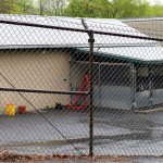 The Naugatuck Valley Council of Governments is studying the feasibility of a regional animal control shelter for area towns, including Naugatuck, Beacon Falls, and Prospect, which leaves the fate of the Naugatuck animal control shelter, above, to be determined. –FILE PHOTO