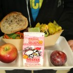 Starting Nov. 1 Students in Naugatuck will be able to pay for lunch using the Nutrikids System. –RA ARCHIVE