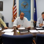 The Board of Selectmen will meet with other town officials and Brian Miller, managing principal and senior vice president of the Turner Miller Group, Wednesday to discuss concerns with work being done on the Plan of Conservation and Development. –LUKE MARSHALL