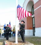 Police honor memory of fallen officer