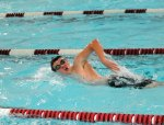 Greyhounds swim to fourth at NVLs