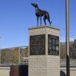 Ed-Carter_Greyhound-Statue