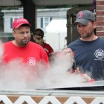 Beacon Hose Company No. 1's annual Firemen's Carnival opened June 12 The carnival is open June 13 from 6 to 11 p.m. and June 14 from 3 p.m. to midnight at the firehouse in Beacon Falls. –ELIO GUGLIOTTI